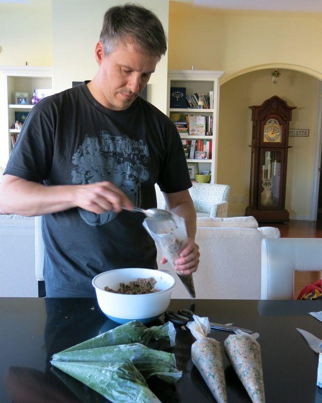 18 Agnolotti del Plin Meat Filling
