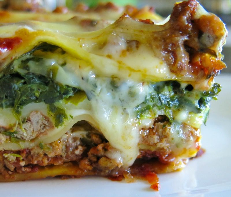 Traditional canadian lasagna for Authentic canadian cuisine