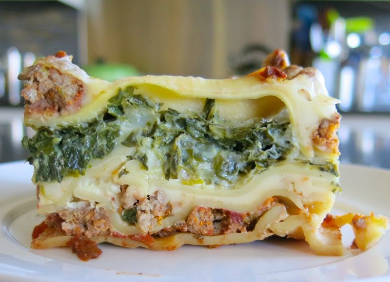 22c Traditional Canadian Lasagna