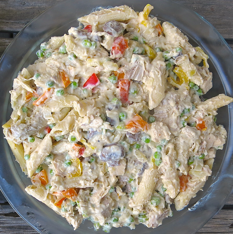 5a Turkey Tetrazzini