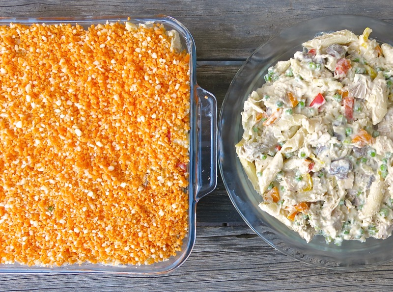 5b Turkey Tetrazzini