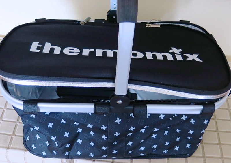 Insulated Thermomix Picnic Bag for Thermomix TM31