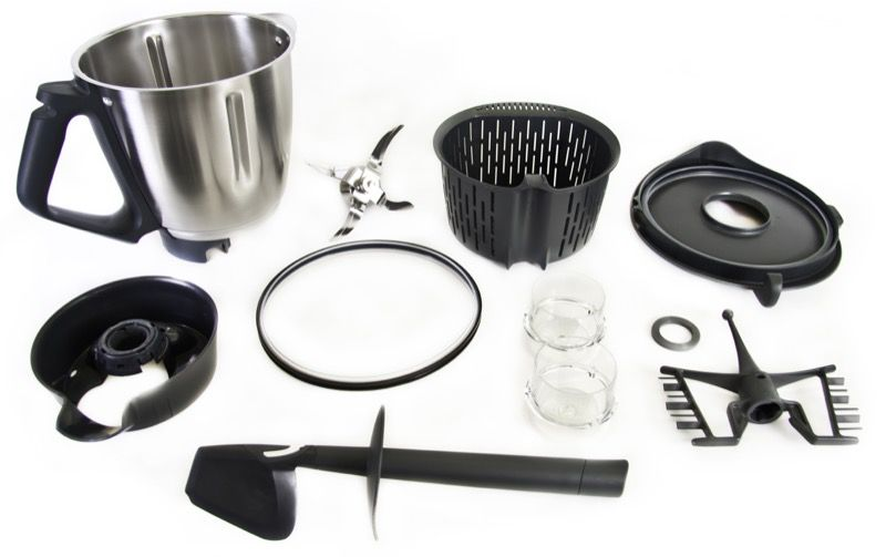 Thermomix TM31  Bowl with all Parts