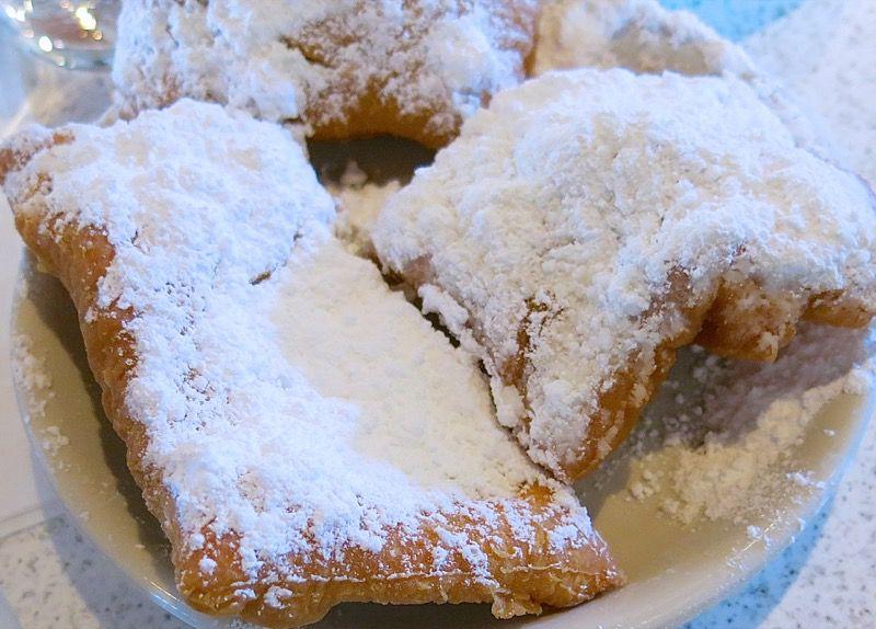 1 Cafe du Monde New Orleans