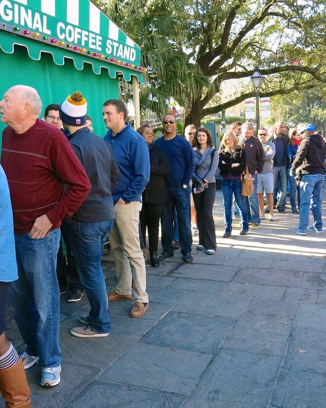 16 Cafe du Monde New Orleans