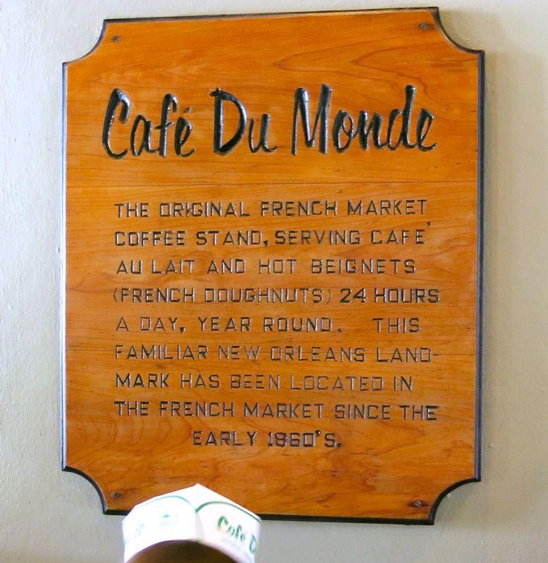 2a Cafe du Monde New Orleans