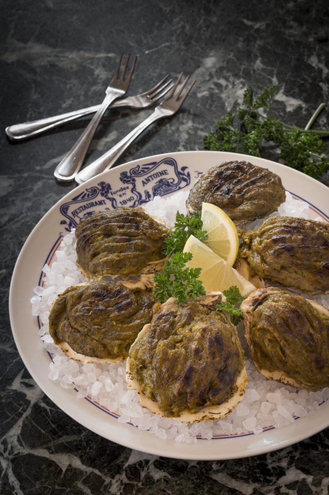 36 Oysters Rockefeller Antoines
