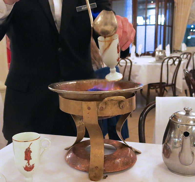 46a Cafe Diablo Antoines New Orleans
