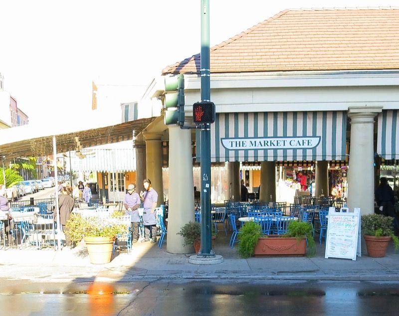 5 Cafe du Monde New Orleans