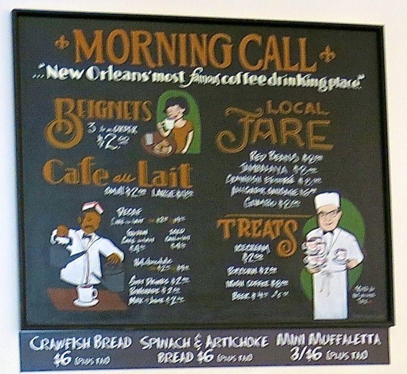 7 New Orleans Central Park Cafe