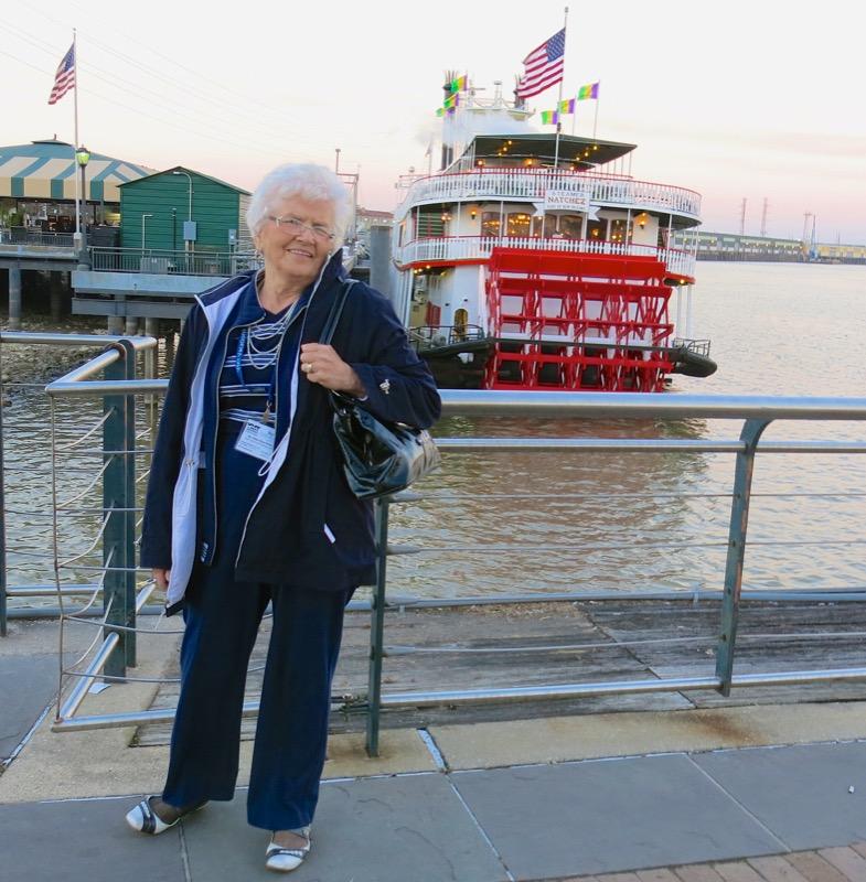 Helen McKinney New Orleans February 2015