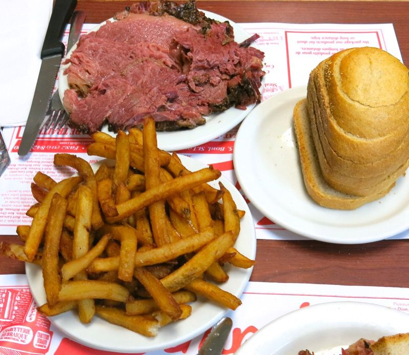 15 Schwartz Montreal Smoked Meat