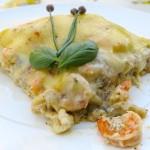 Retro Recipe: Seafood Lasagna