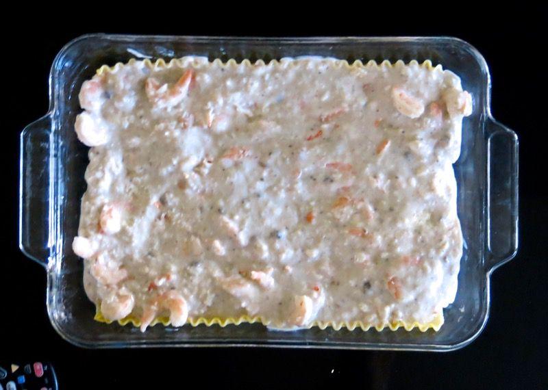 14 Seafood Lasagna Layer 2