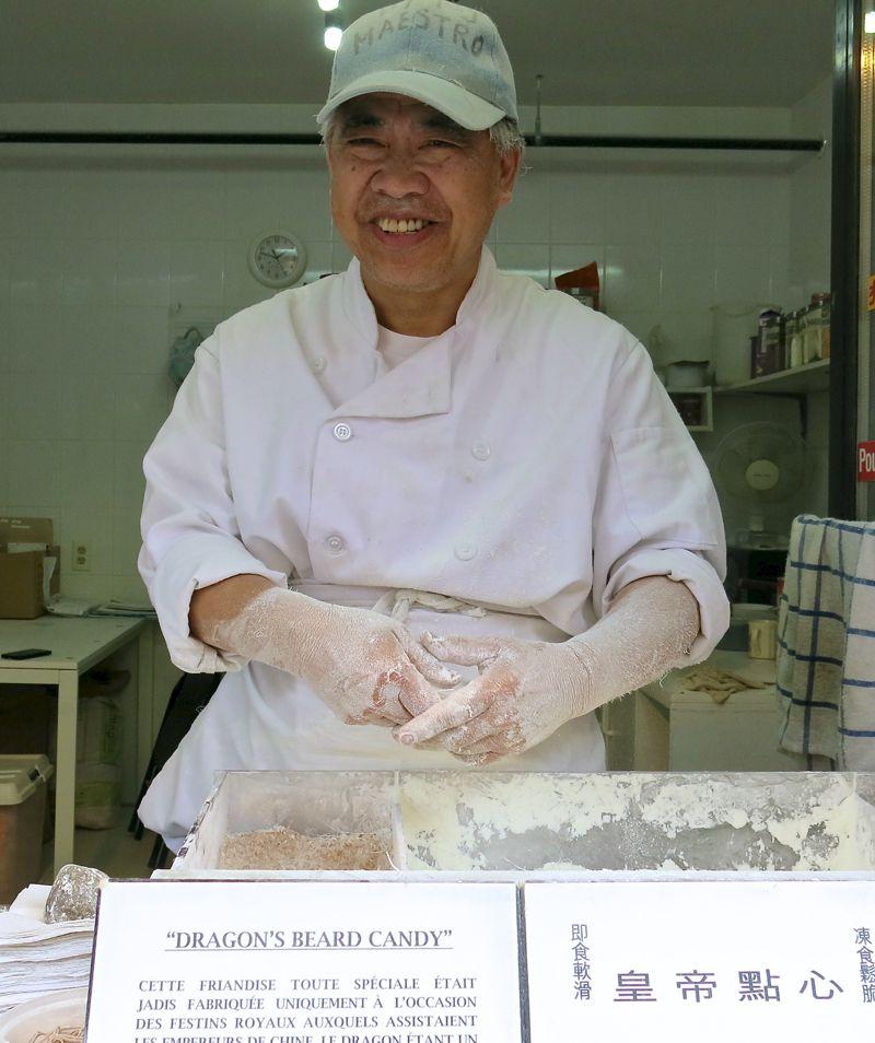 5 Dragon Beard Candy Johnny Chin