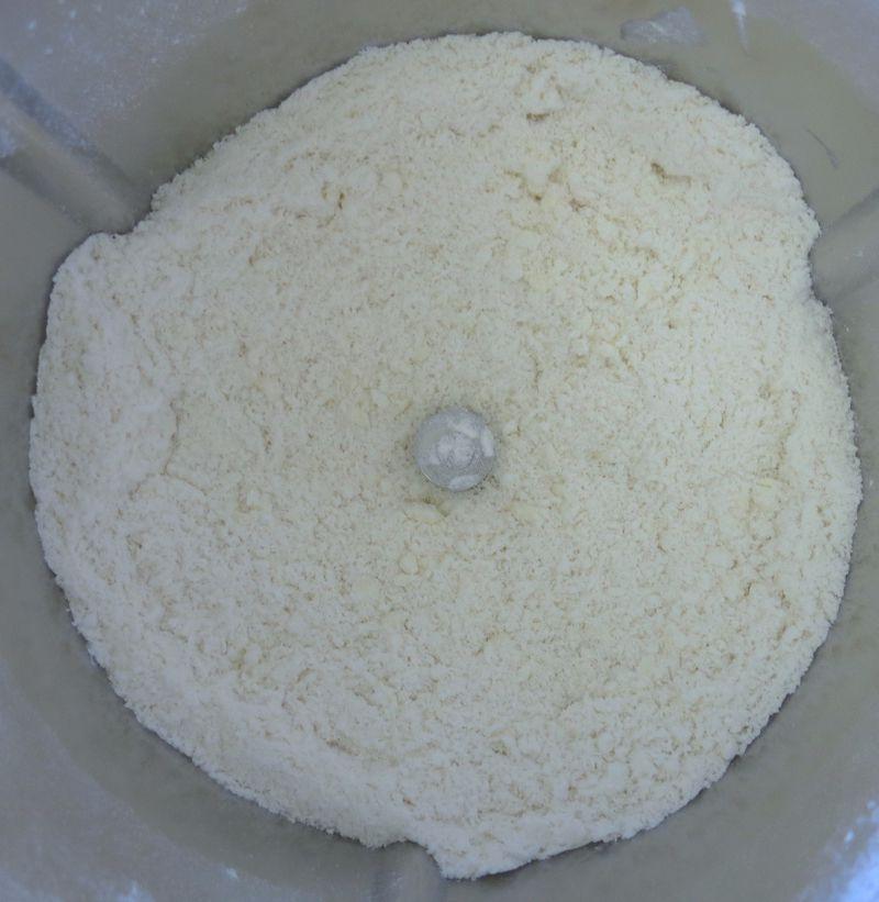 7 Rhubarb Custard Square.Pastry