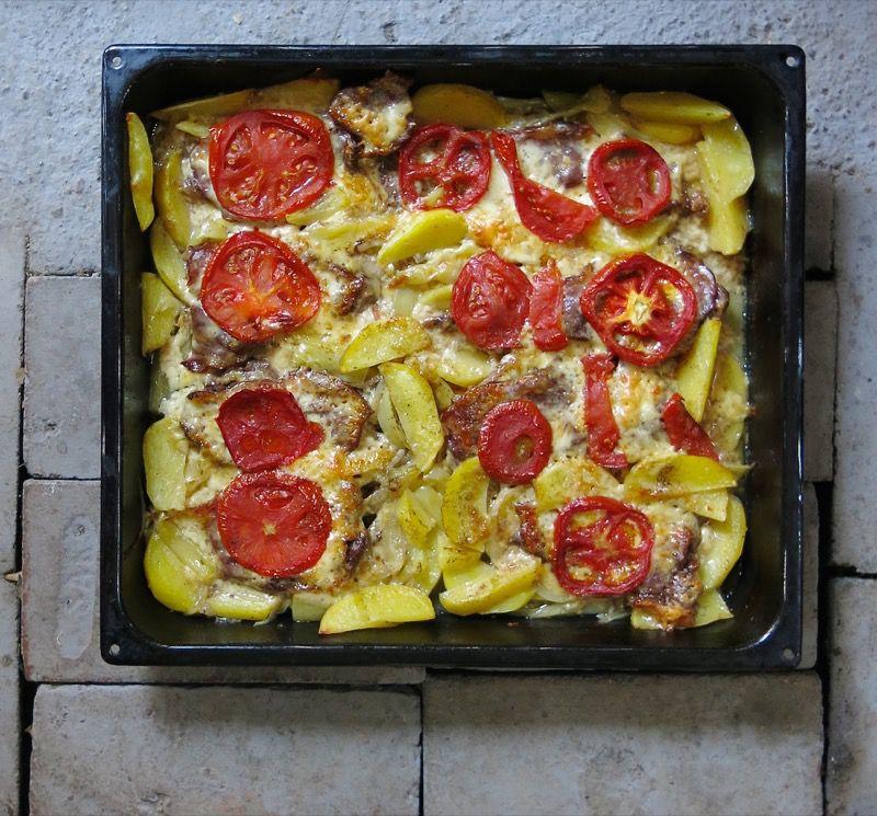 28 Vanja Lugonja's Special Dinner Baked