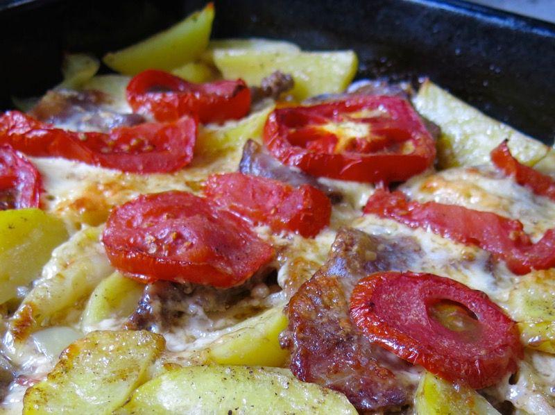 29 Vanja Lugonja's Special Dinner Baked