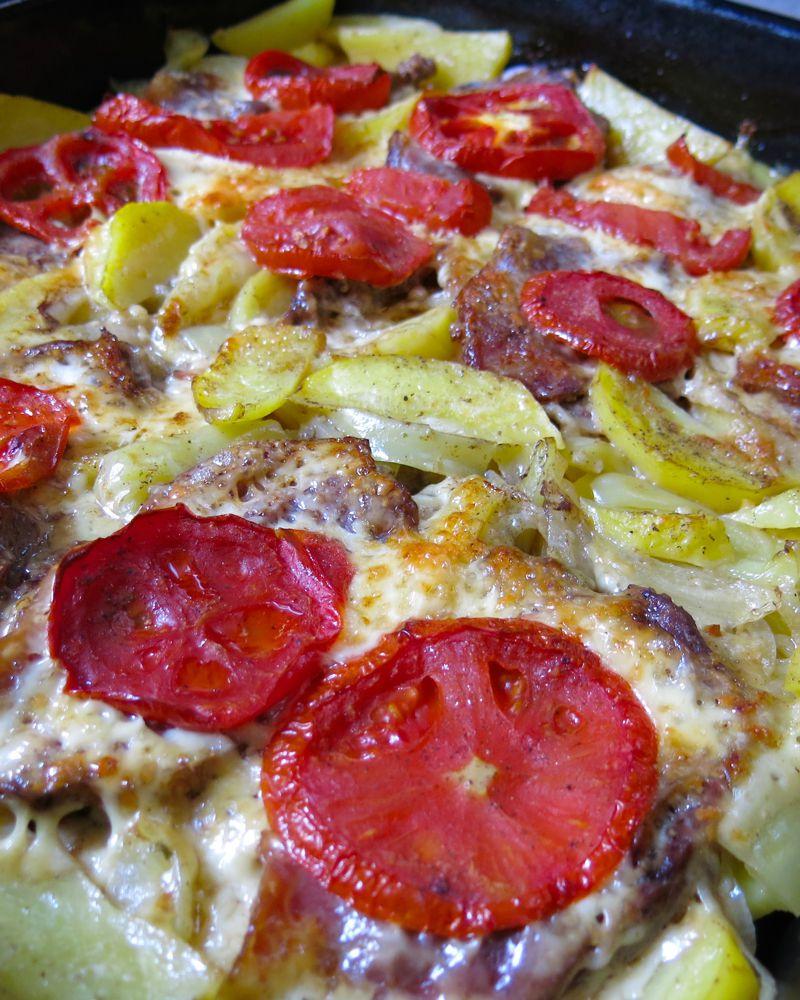 30 Vanja Lugonja's Special Dinner Baked