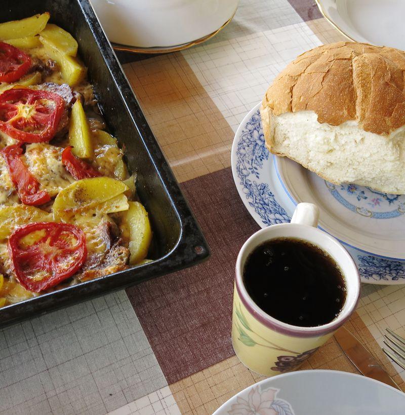33 Vanja Lugonja's Special Dinner Baked