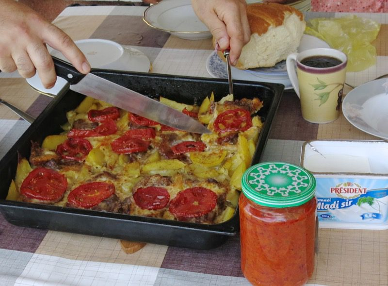 35 Vanja Lugonja's Special Dinner Baked