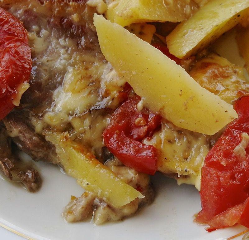 39 Vanja Lugonja's Special Dinner Served