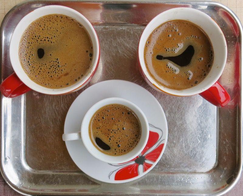 4 Lavazza Espresso