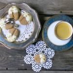 Lavazza Series 2015: Cappuccino Coffee Bean Cookies