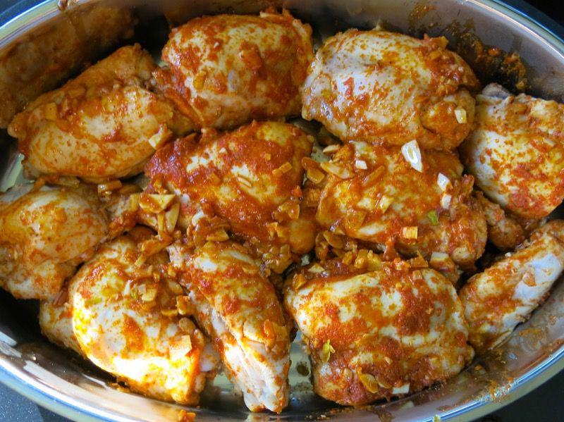 11b Thermomix Chicken Paprikash Done