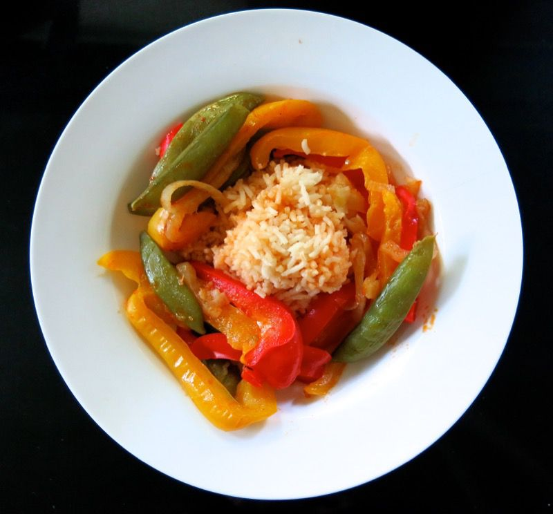 14a Thermomix Chicken Paprikash Serving
