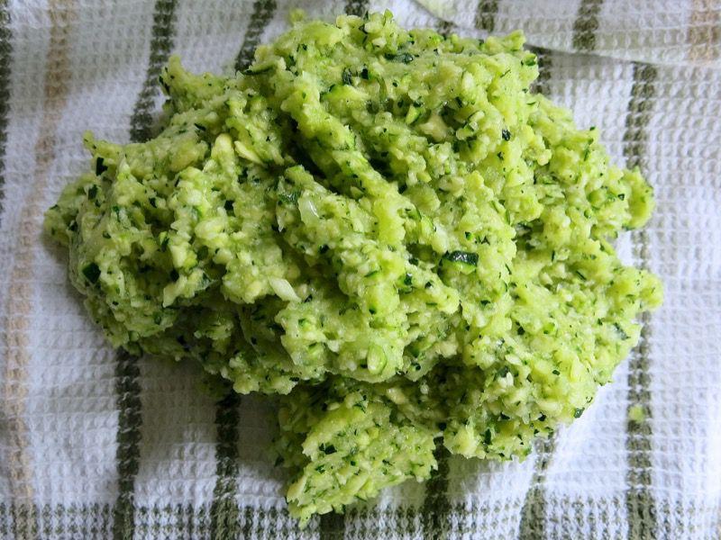 25 Greek Zucchini Croquette