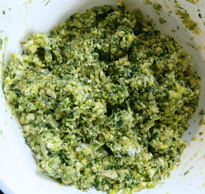 30 Greek Zucchini Croquette