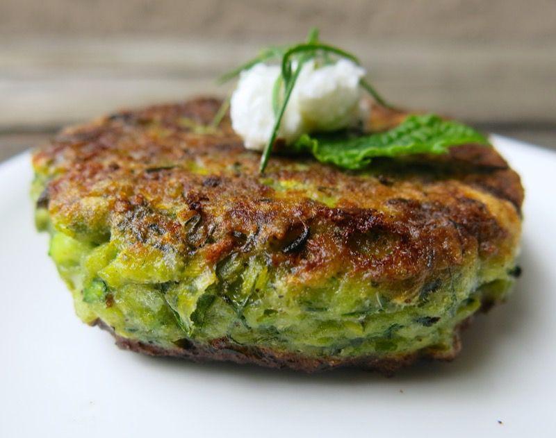33 Greek Zucchini Croquette