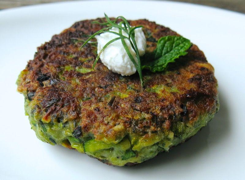 36 Greek Zucchini Croquette