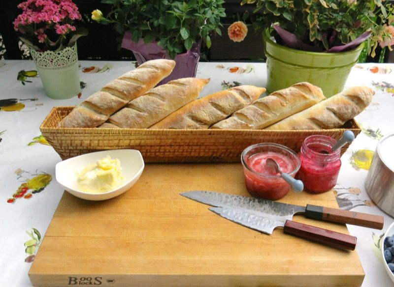 15 Homemade Baguette