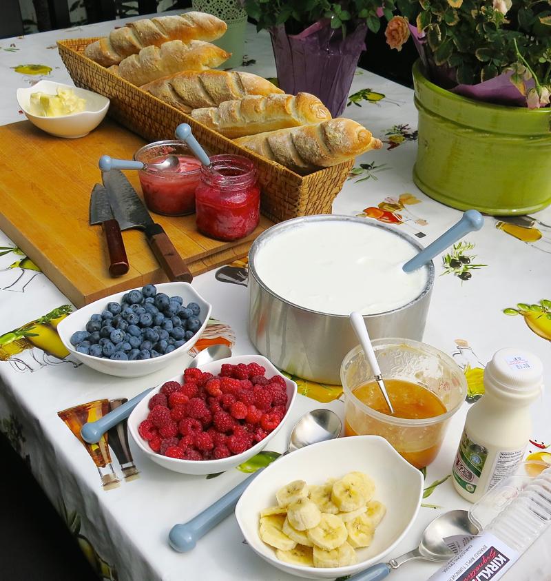 17 Breakfast