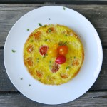 19 Mini TomatoTart or Quiche