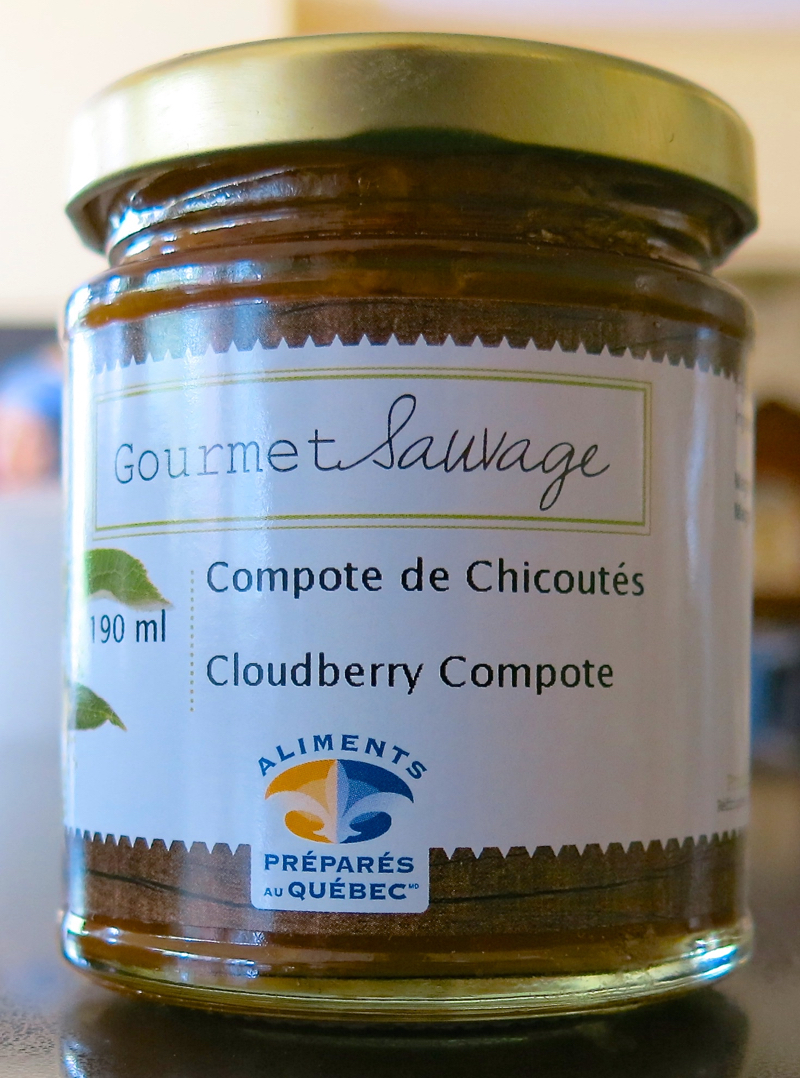 22 Cloudberry Compote Terroirs Quebec