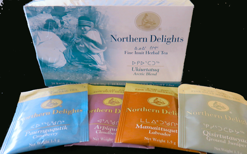 23 Northern Delights Teas Terroirs Quebec