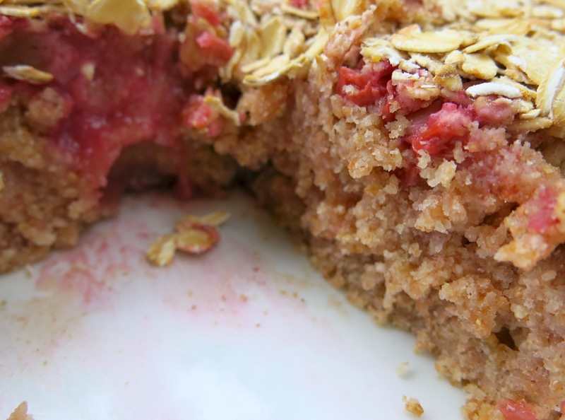 23 Sour Cherry Breakfast Cake Texture