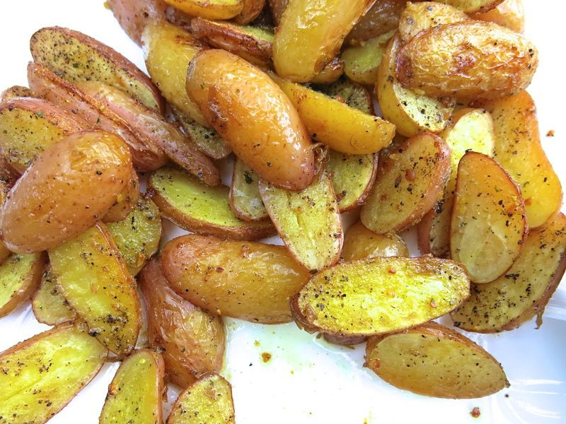 30 Oven Roasted Potatoes