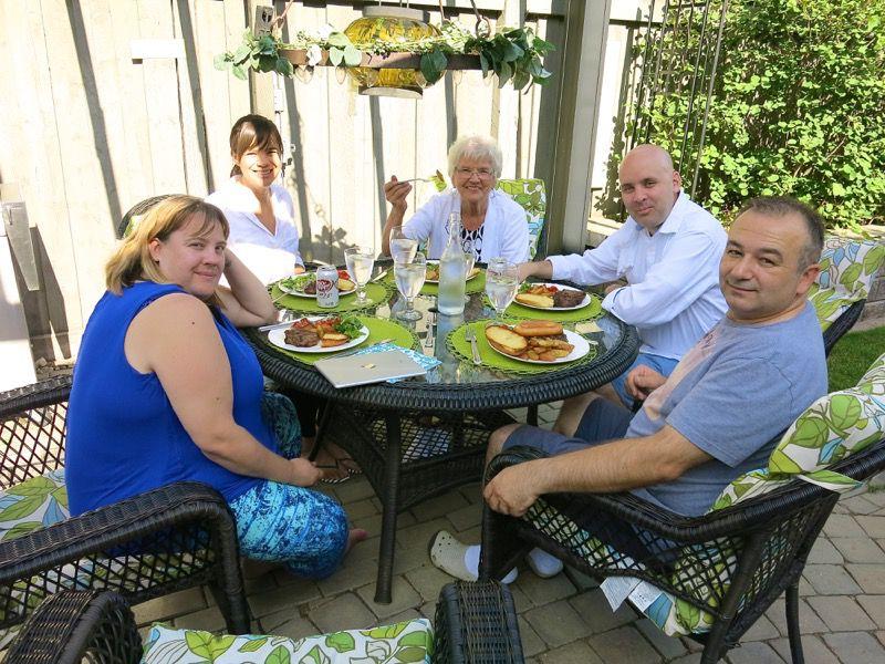 35 Family Dinner