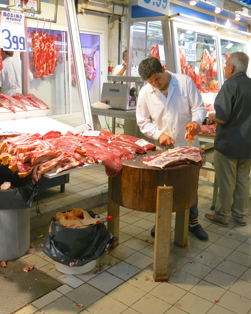 26 Athens Central Meat Market