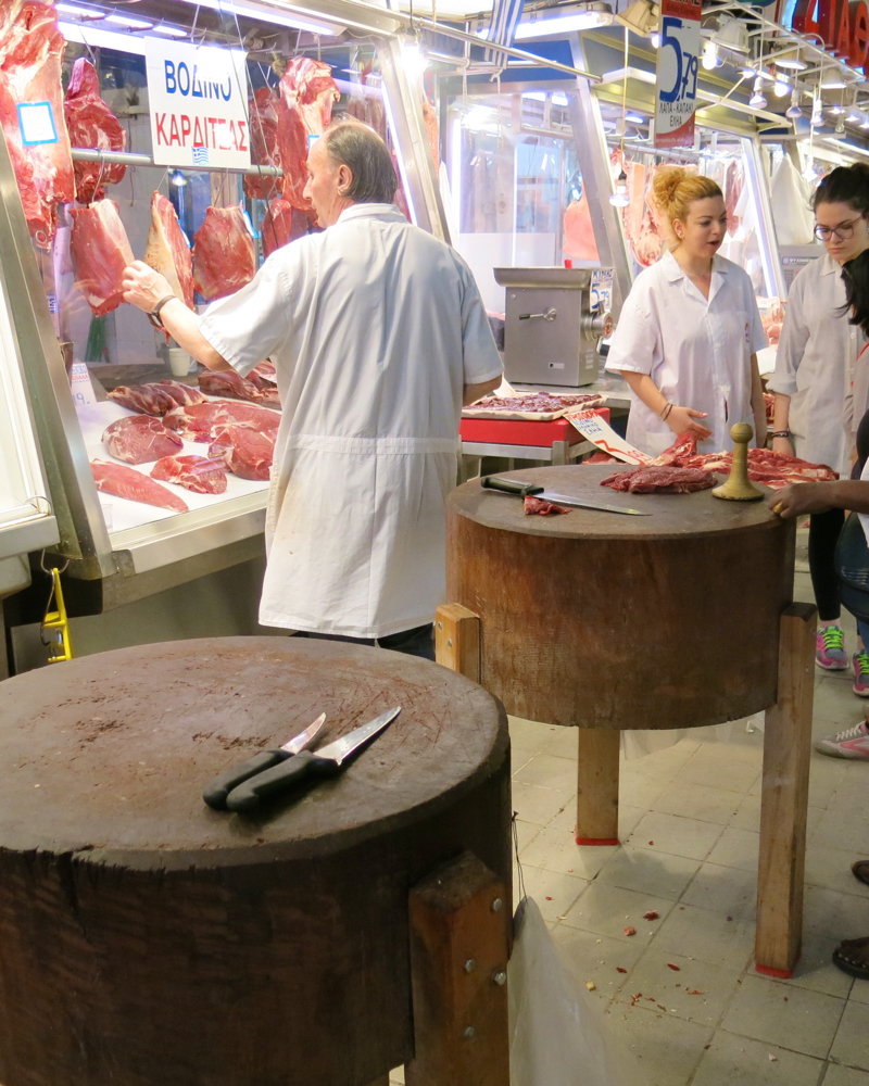 27 Athens Central Meat Market
