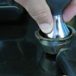 4 Tamping Lavazza Espresso