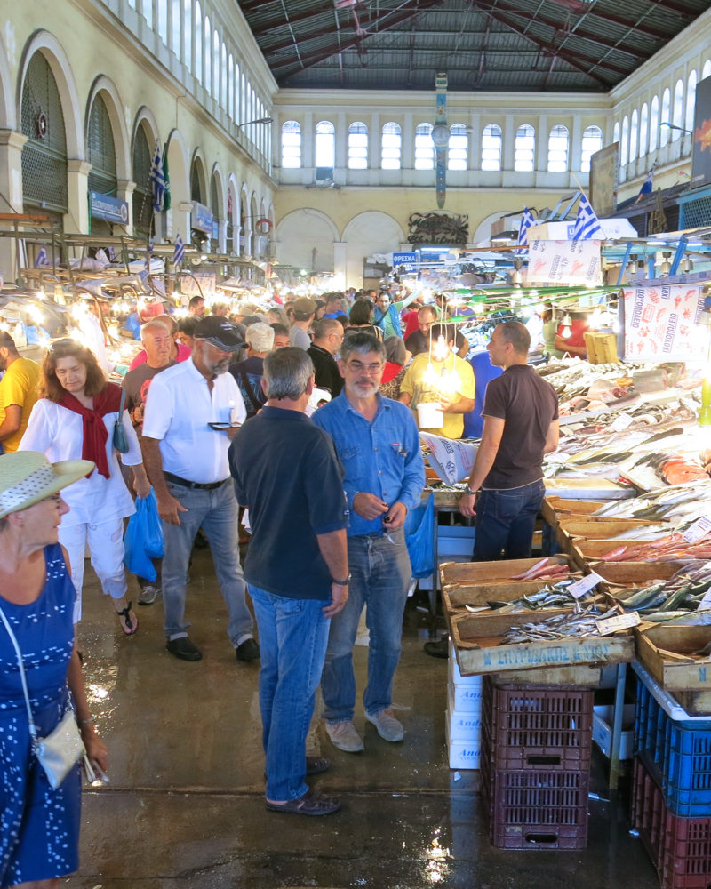 50 Athens Central Fish Market