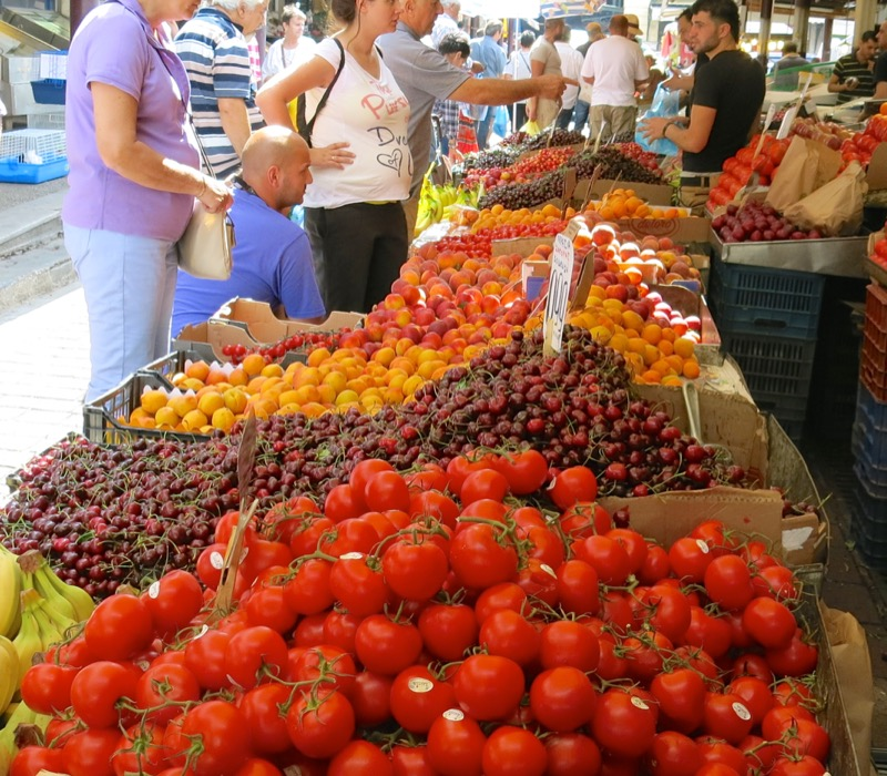 66 Athens Fruit and Vegetable Market