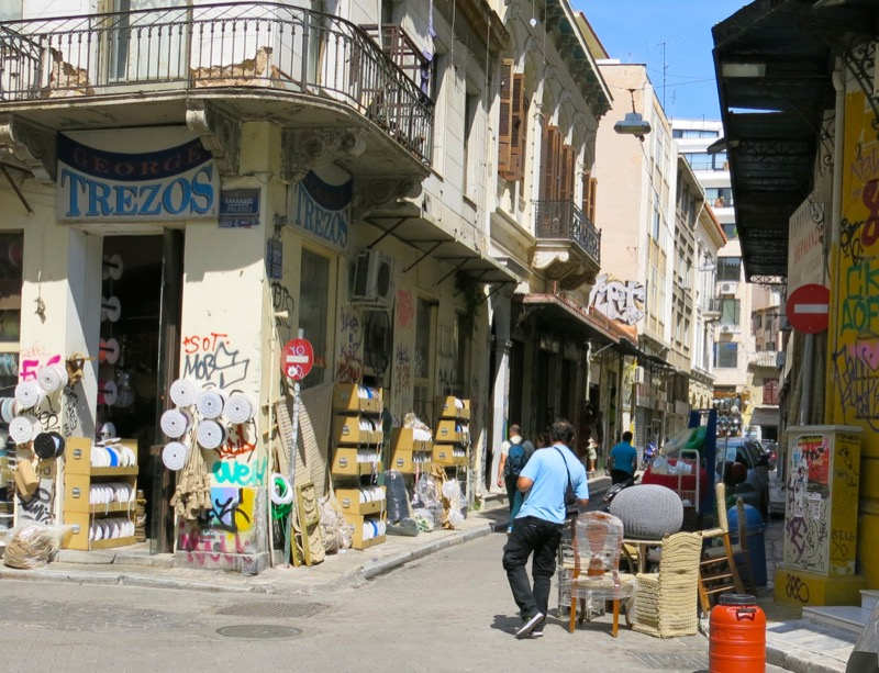 73 Athens Walking Tours