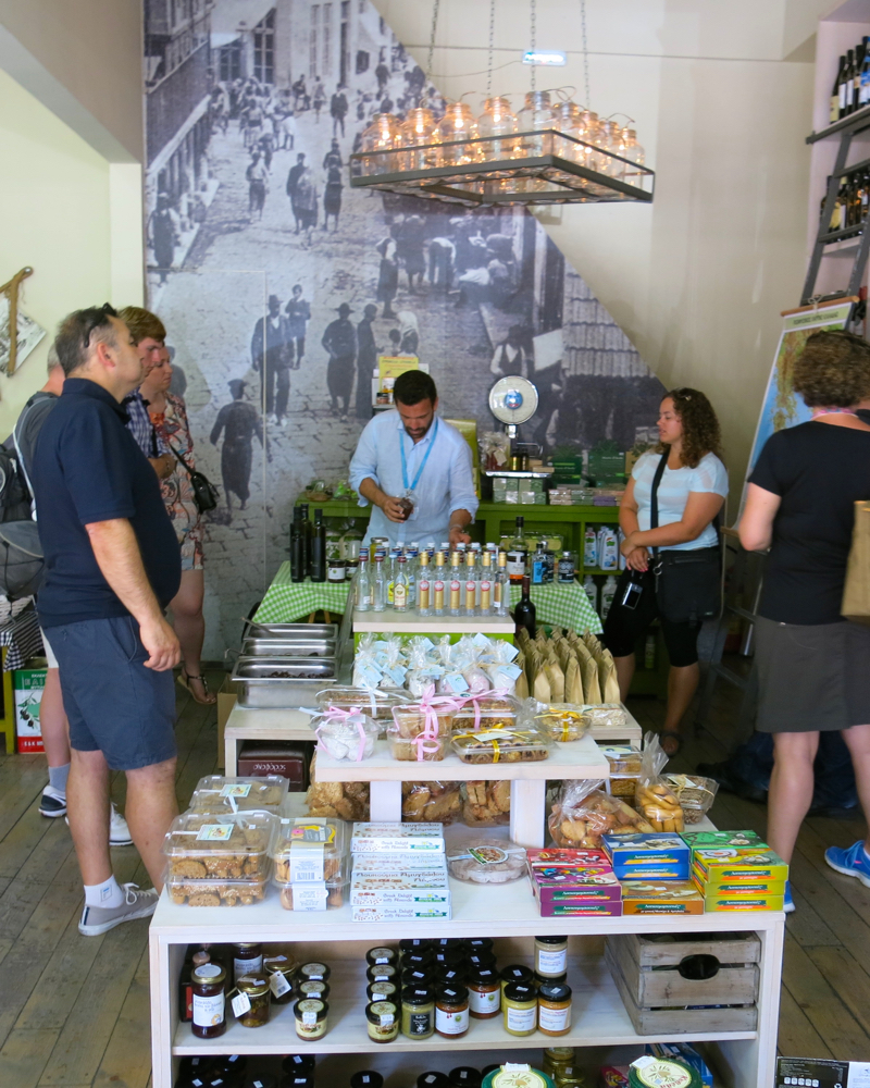 79 Athens Walking Tours Shop Stop