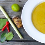 Thermomix Thai Butternut Squash Soup